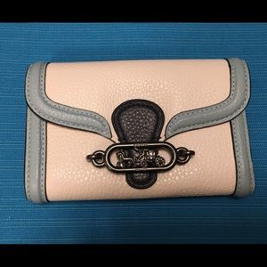 Coach Medium Envelope Wallet With Colour Block NWT